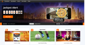 Betsson Online Sportsbook and Casino Review