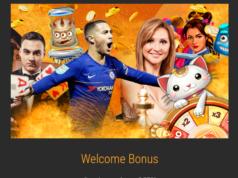 CloudBet Welcome Bonus