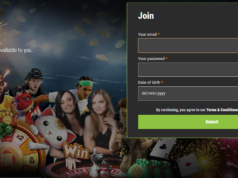NordicBet Signing Up