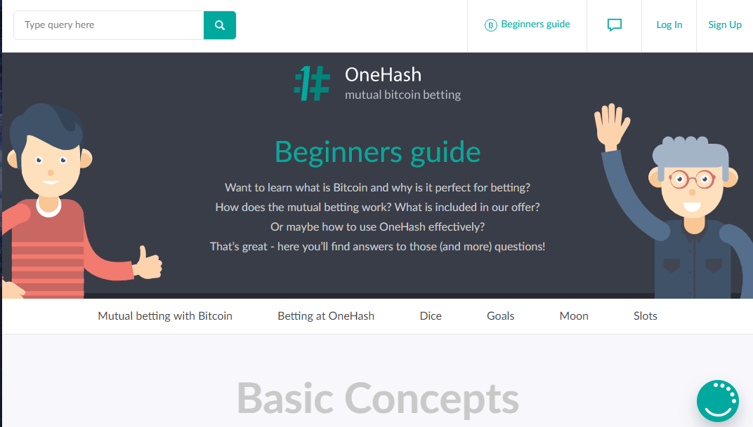 OneHash Home Page
