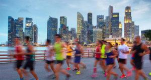 Running Singapure Dates