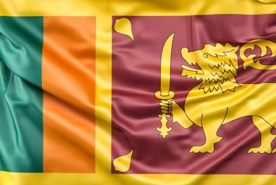 Shri Lanka Flag